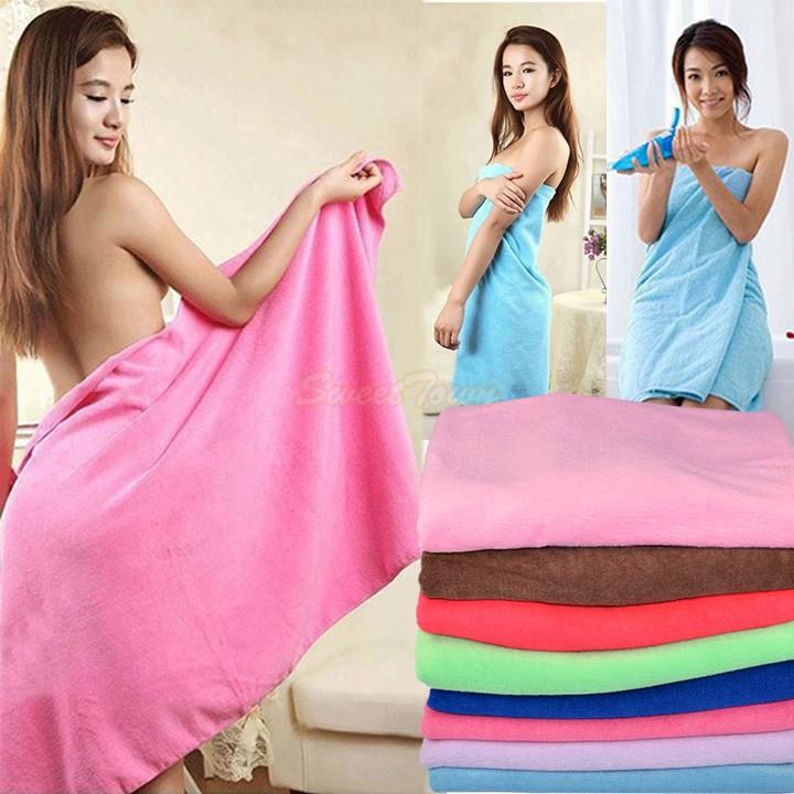 Top Sell 2015 New 70x140cm Swim Towel Absorbent Microfiber Bath Towel Drying Washcloth Beach Swimwear Shower Towels 8 Color 29(China (Mainland))