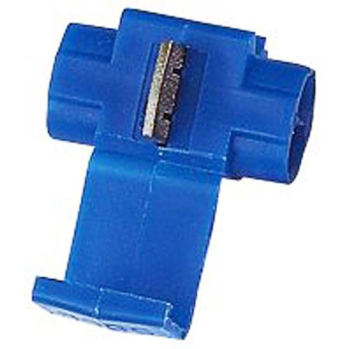SZS Wholesale 100x Blue Scotch Lock Wire Connectors Quick Splice Terminals Crimp Electrical<br><br>Aliexpress