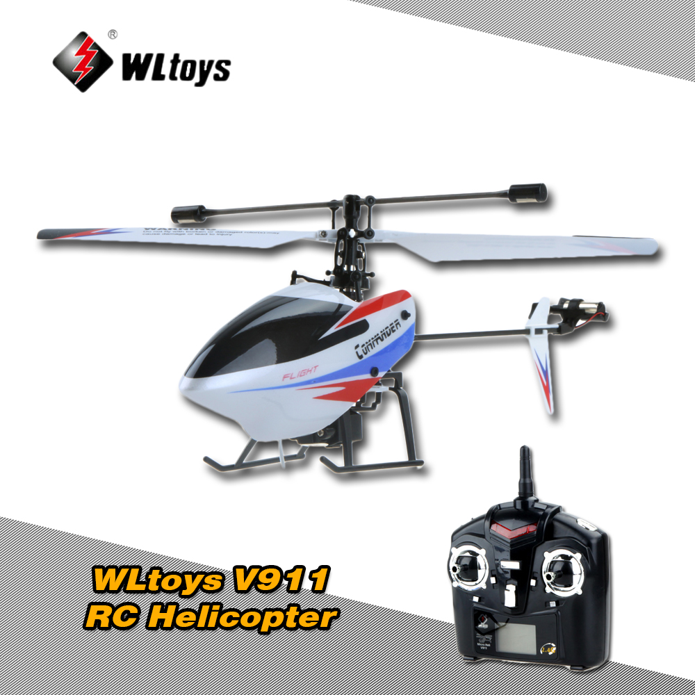 Original Wltoys V911 2.4G 4CH Single Blade Pearl White 22cm mini RC Helicopter with Transmitter(China (Mainland))