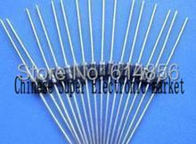 100PCS 1N4007 4007 1A 1000V DO-41 Rectifier Diode(China (Mainland))