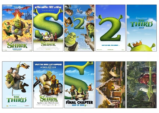 Complete Shrek Series watch Online Full Movies *BluRay*