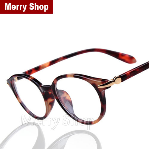 wholesale 2014 brand designer retro clear eyeglasses