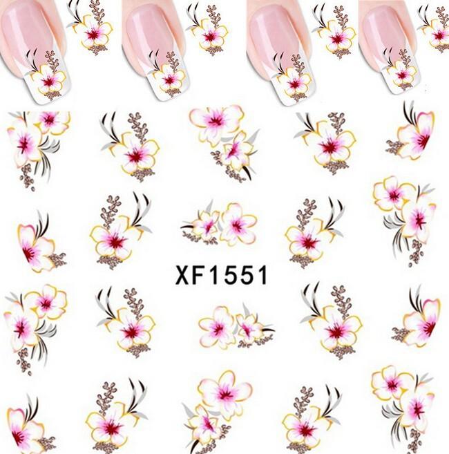 Наклейки для ногтей Yifu's store 1 X ble2292/2302 BLE2292-2302