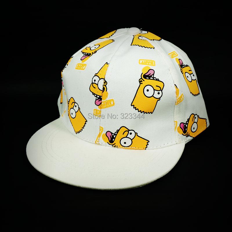 2015 New York kids cartoon caps boys baseball summer hats children girls cap baby hat snapback - Laura Z's store