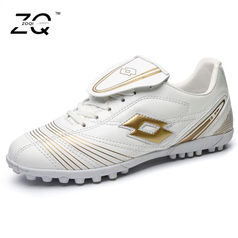 L 39 int rieur des chaussures de soccer ext rieur promotion for Chaussure de soccer interieur