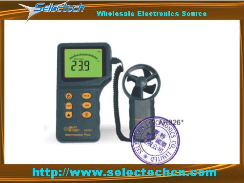 Free shipping Digital Wind speed meter With high resolution SE-AR826+<br><br>Aliexpress