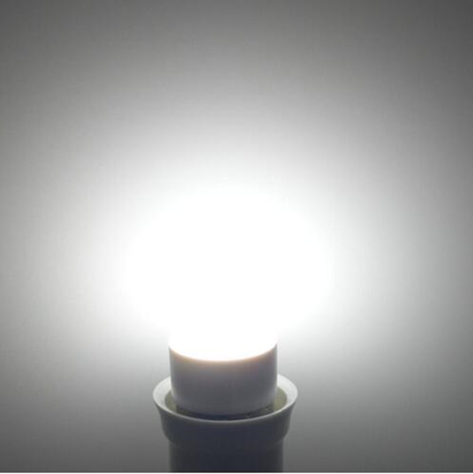 E14 3W  LED Light  AC 220V Waterproof for Refrigerator/ Sewing Machine/ Lathe  milkly cover Warm White/ White  Bulb Lamp