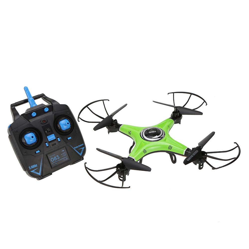 F16761/2 JJRC H5M Music Play Drone No Camera RC Quadcopter with speaker 2.4G 4CH 6 Axle Gyro Headless CF Mode One Key Return RTF