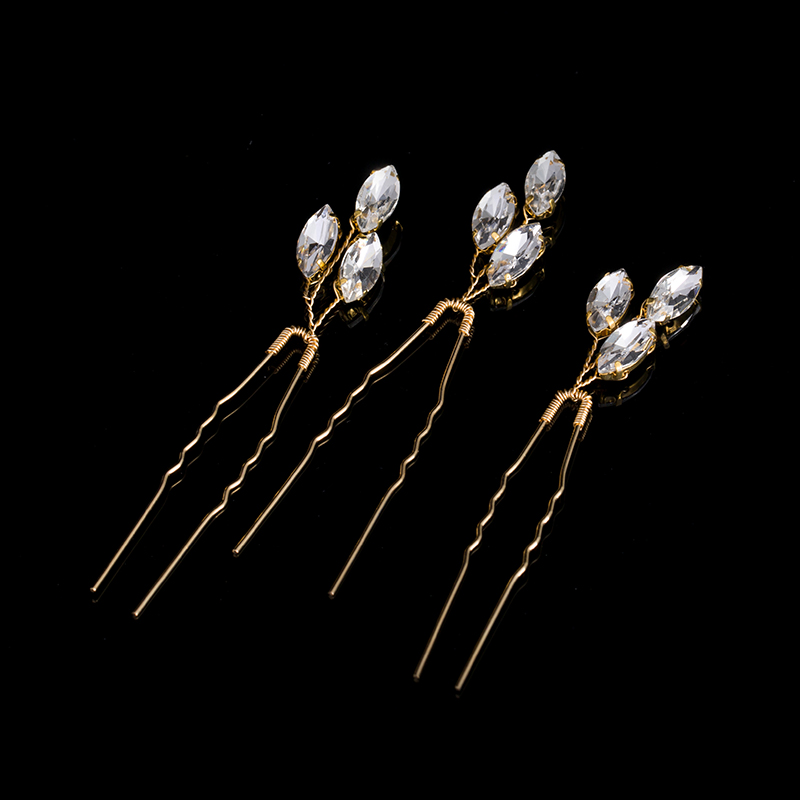 Gold Plated Crystal Hirpin (3)
