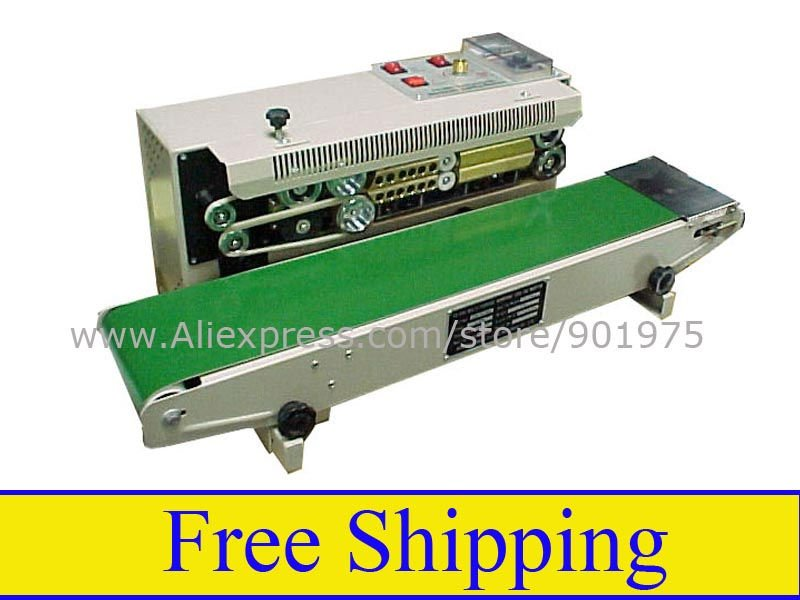 Desktop Plastic Film Sealing Machinery Low Price Small Business - Shenzhou Packing Machine Co., Ltd. store