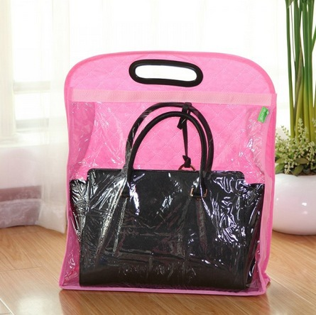 Non Woven Clothes Bags Storage Bag Dust Bag Storage Bag For Handbag Travel Sundries Storage Wholesale Free shipping(China (Mainland))