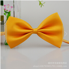 New Design Fashion Cute Dog Puppy Cat Kitten Pet Toy Kid Bow Tie Necktie Clothes free shipping(China (Mainland))