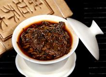 puerh tea Best Selling Classic Arbor Brick puer ripe tea Fragrant Aroma Healthcare Compressed Clear Delicacy