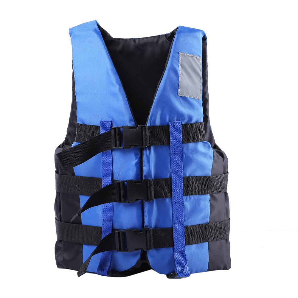 3 Colors Comfortable Life Vest Inflatable Outdoor Life Jacket Vest for Fishing Rafting Swimming with 3 Adjustable Belts(China (Mainland))