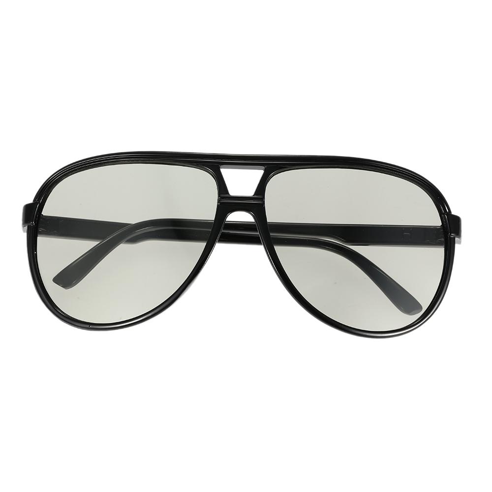 PH0003 3D Glasses Anaglyph NVIDIA Real 3D vision/cinema Passive Circular Polarized for Polarized TV for SHARP SAMSUNG Panasonic(China (Mainland))