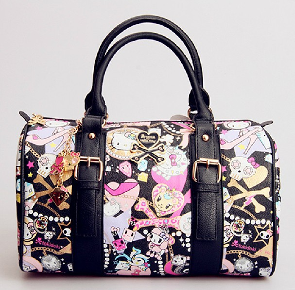 Здесь можно купить    Hello Kitty handbags Toki005 totes bag Christmas gift for girl fashion hellokitty women cute PU bags  Камера и Сумки