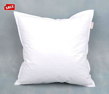 White Goose Down Cushion/Pad