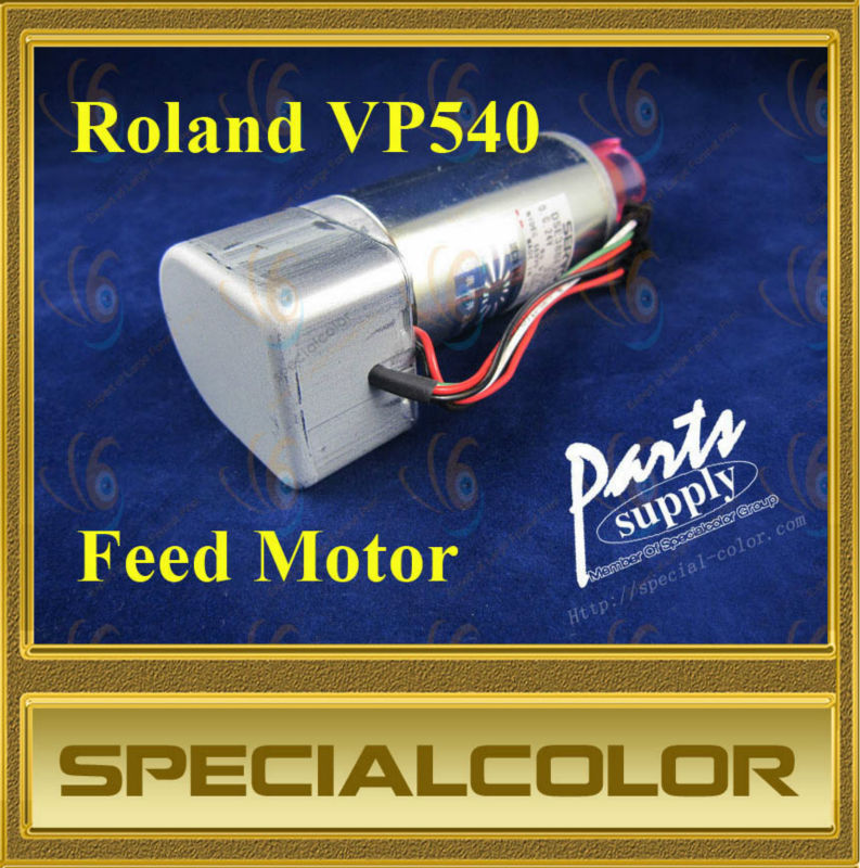 Original Feed motor used for Roland VP540 printer