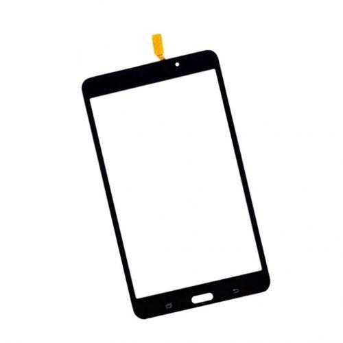 for <font><b>Samsung</b></font> <font><b>Galaxy</b></font> <font><b>Tab</b></font> <font><b>4</b></font> 7.0 T230 touch screen Glass Digitizer Connector Flex <font><b>black</b></font> wifi version with free tools