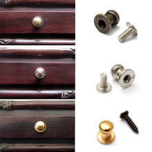 Hot Sale Best Price Decorative Mini Jewelry Box Chest Case Drawer Cabinet Door Pull Knob Handle(China (Mainland))
