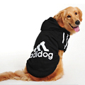 Selling Large Pet Dog Clothes Cotton Dogs Hoodie Coat Pet Clothing sweater Jacket costumes Spring Summer