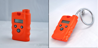 Portable alcohol detector concentration alarm handheld leak-proof(China (Mainland))