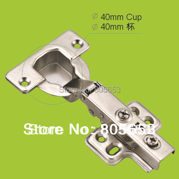 best price + high quality soft close hinge for cabinets (HH1711)(China (Mainland))