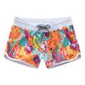 GS Brand swim shorts women 2017 cool summer beach shorts boardshorts ladies surf rash guard women