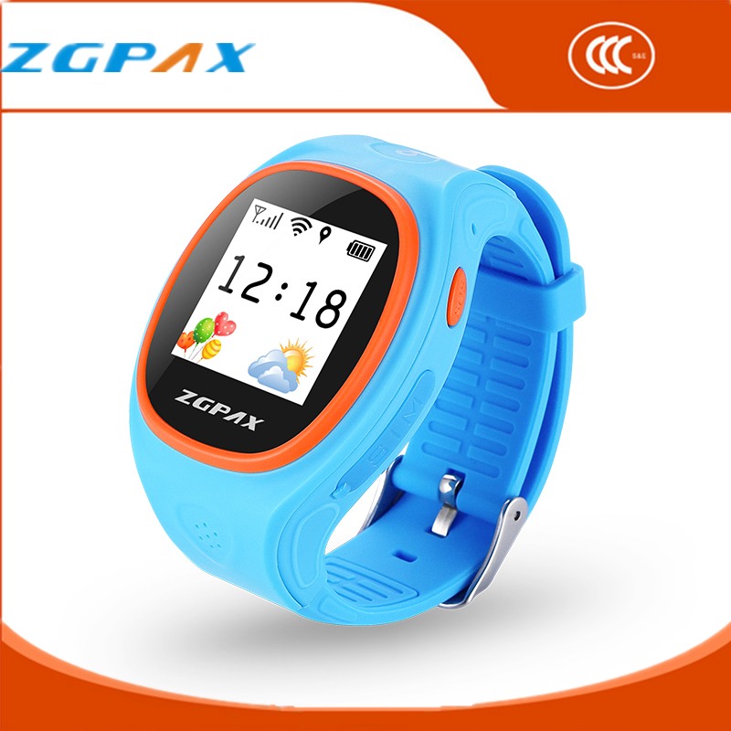 GPS Tracker for Kids Smart Watch Running Clock GPS Kids ...