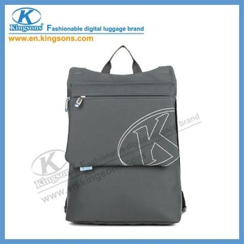 "Wholesale+Free Shipping!!!China Famous Brand-Kingsons 13.3"" Shoulders Laptop Computer /notebook Bag Backpack KS6128W"