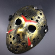 Jason Masks Delicated Jason Voorhees Freddy Hockey Festival Halloween Masquerade Cosplay Mask Party Costumes(China (Mainland))