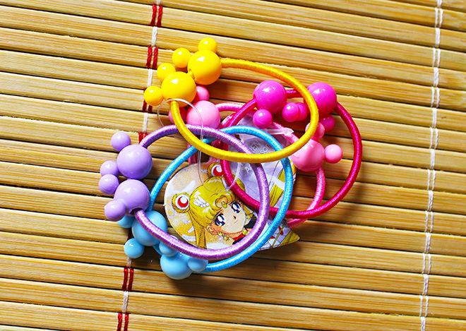 Скидки на Хан издание волосы микки является детская волос веревки, Бесплатная доставка на дом