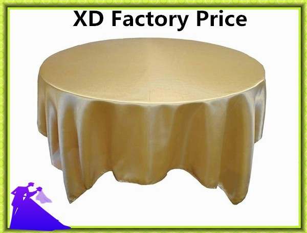 Free Shipping & Factory Price !! 140cm*140cm table overlays,satin table overlay,table cover for wedding(China (Mainland))