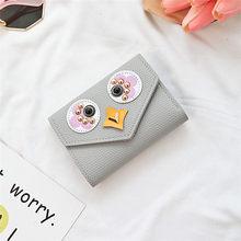 HNXZXB kadın cüzdan markaları kısa tarzı çanta dolar fiyat baskı tasarımcısı çantalar kart tutucu para çantası kadın(China)