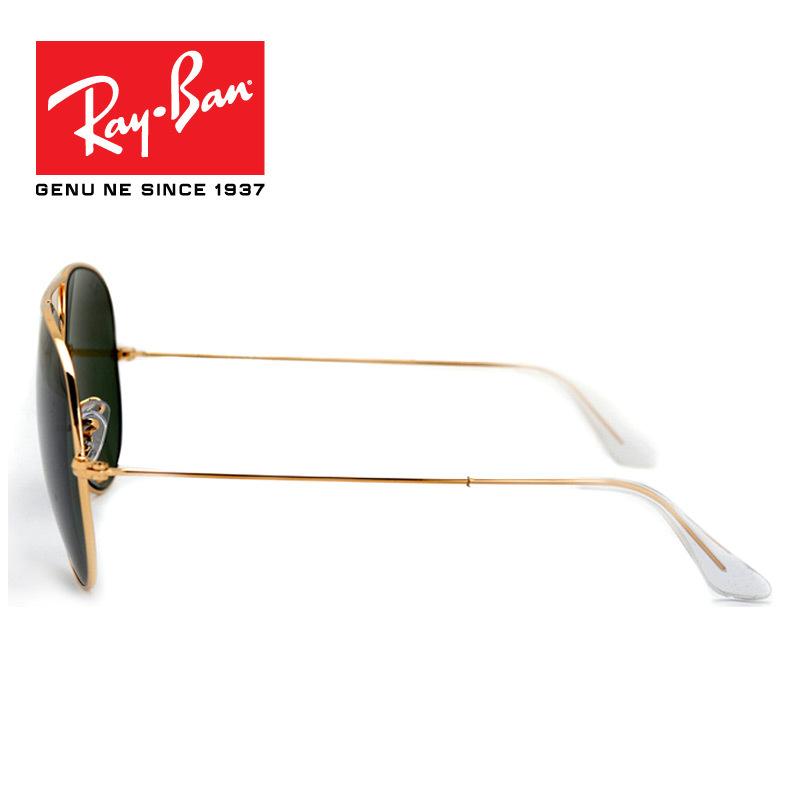 ray ban aviator arista soee  ray ban aviator sunglasses 3026 l2846 gold arista rb