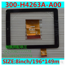 New 8 inch tablet capacitive touch screen 300-H4263A-A00 free shipping