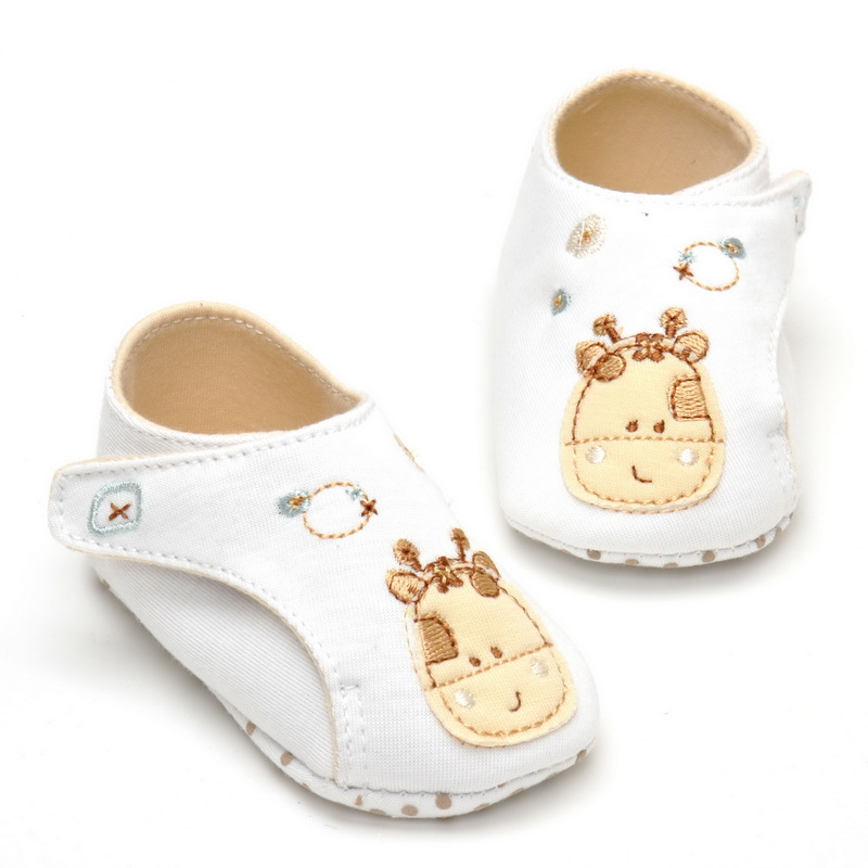 Spring/ Autumn For 0-18 Months Infant Baby Boy Girls Animal Prints  Soft Sole First Walkers Crib Shoes<br><br>Aliexpress