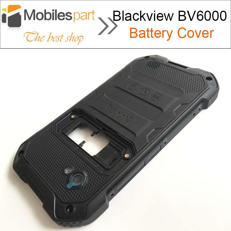 Blackview BV6000 Battery Cover + Loudspeaker Original High Quality battery Case Back Cover for Blackview BV6000 Smartphone(China (Mainland))