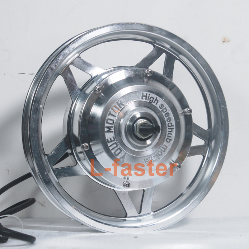 24v 36v 48v 250w Electric Mini Bicycle Wheel Motor
