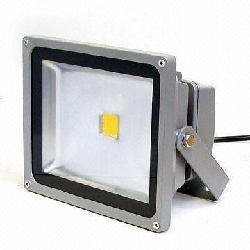 20W LED Floodlight with High Brightness and 1,500lm Lumens