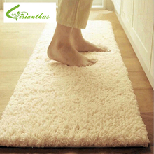 50*160cm Large Size Plush Shaggy Soft Carpet Area Rugs Slip Resistant Floor Mats for Parlor Living Room Bedroom Home Supplies(China (Mainland))