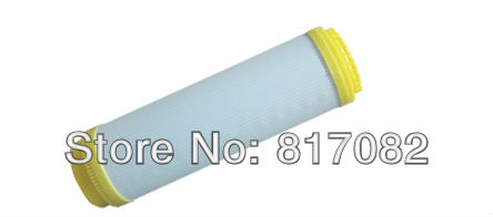 Water purifier resin filter 10'' water soft water anion cation resin filter(China (Mainland))