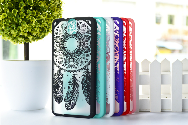 Hot Plastic Hard Perfect Design Case For HTC One E9 Plus E9+ Brilliant Painting Best Quality Dream Catcher For HTC e9 Plus cover(China (Mainland))