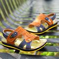 2016 Summer new arrival children sandals boys high quality comfort shoes kids sandals resistant bottom sandals