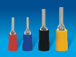 PTV2-9 needle Pre - insulated terminals Cold pressed terminals(China (Mainland))