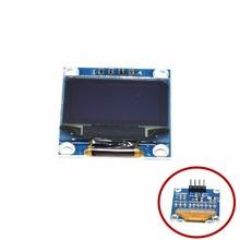 "Buy 10pcs 4pin 0.96""white 0.96 inch OLED module New 128X64 OLED LCD LED Display Module Arduino 0.96"" IIC I2C Communicate for $24.35 in AliExpress store"