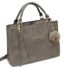 2016 Fashion Design women leather handbags/Fringed bag/High quality women's messenger bag Shoulder Bags Saffiano bag M7-445