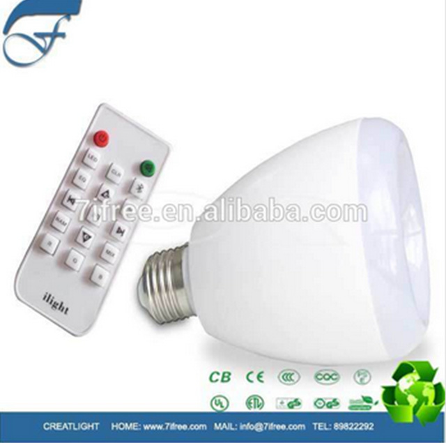 Buy Mi Light E2 6w9w12w Rgbw Led Lamp Bulb Wifi Remote
