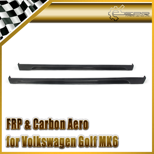 New Car Styling For Volkswagen VW Golf MK6 Revo Style Carbon Fiber Side Skirt(MK6/GTI/R20) Car Accessories<br><br>Aliexpress