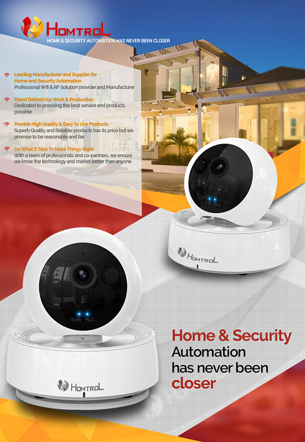 HD Mini Wifi IP Camera Wireless 720P Smart P2P Baby Monitor Network CCTV Security Camera Home Protection Mobile Remote Cam